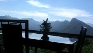 Aberdeen Range Holiday Home  ligger i Kithulgala ett par mil söder om Kandy