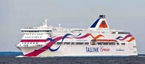 Baltic Queen är en av Tallinks Östersjöfärjor.