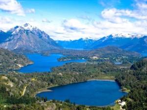 Bariloche är en svårslagen kombination av alper och skärgård.