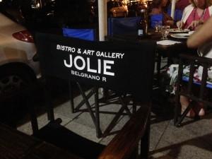 Bistro Art Gallery Jolie.