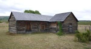 Här levde de amerikanska banditerna fredligt i flera år.