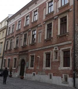 Bakom den här fasaden döljer sig Krakows bästa hotell - Copernicus.