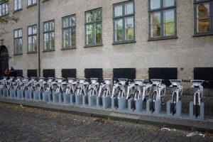 Med Bycyklen är det väldigt lätt att ta sig runt i Köpenhamn.