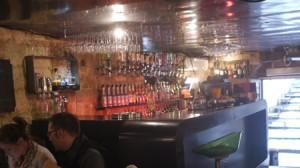 Figa är en hipp bar/restaurang.