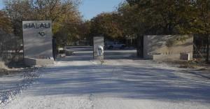 Gaten till Halili.