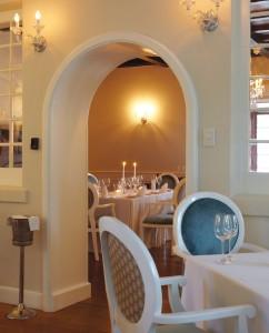 Klassisk finrestaurang - Henry Whites på Fancourt.