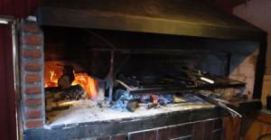 Här lagades all maten på Quime Quipan!