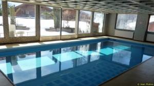 Hotel de la Poste bjuder på halvpension och pool.