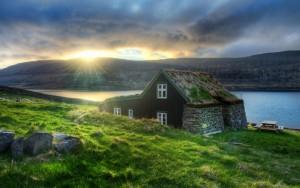 Island är stundtals smärtsamt vackert.