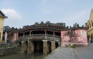 Japanska bron i Hoi An.