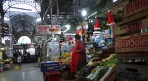 Mercado San Telmo.