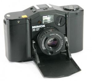Kameran som användes för bilden på nunnorna.