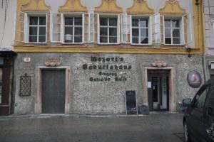 Här föddes Mozart.