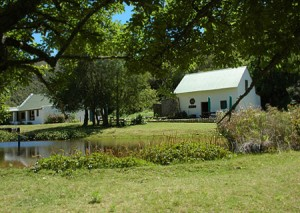 Oteniqua Trout Lodge.