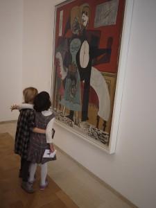 Det är lätt att inspireras av Picassos verk.