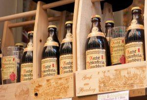 Rököl - eller rauchbier på tyska - är en specialitet i Bamberg.
