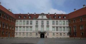 Det är svårt att tro att slottet byggdes upp för några år sedan.