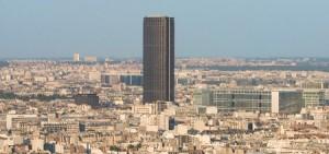 Utsikten från Tour Montparnasse är fantastisk.