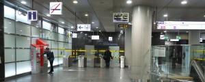 Sprillans ny tunnelbana i Warszawa.