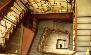 Victor Horta Museet.