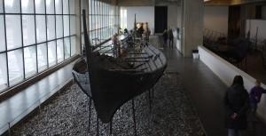 Sänkta skepp blev arkeologisk skatt.