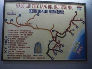 Tunnlarna i Vin Moch ligger upp till 30 meter ner i marken.