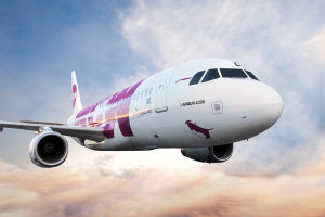 WOW air har sprillans nya Airbus-kärror.