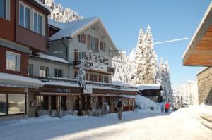 Många gäster kommer tillbaka till Eiger Guesthouse.